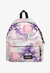 Eastpak - PADDED PAK'R/FLOWER-RAY - Sac à dos - pink ray - 1