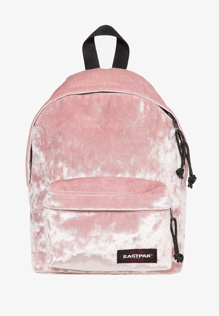 Eastpak - ORBIT CRUSHED - Rucksack - crushed pink