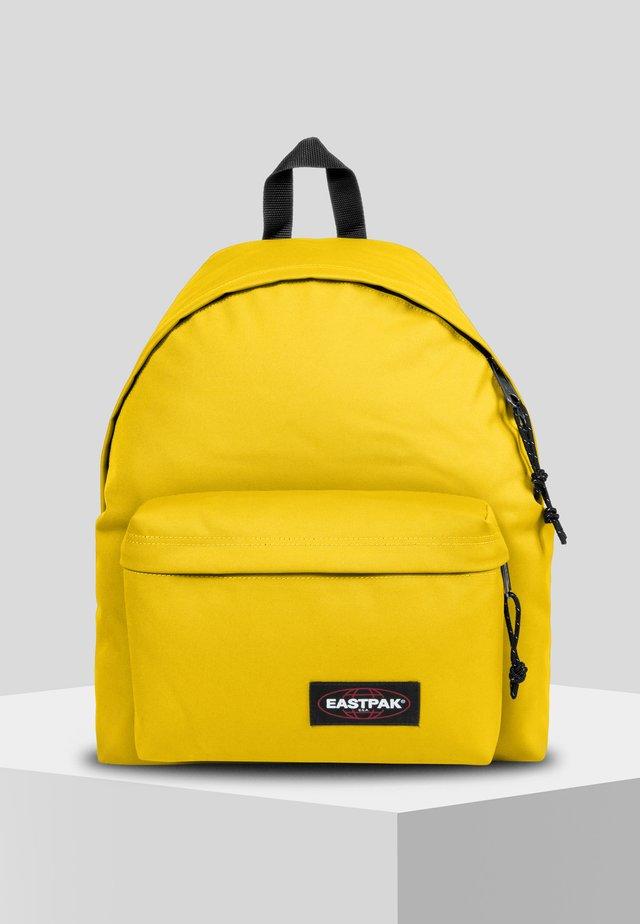 Rucksack - rising yellow