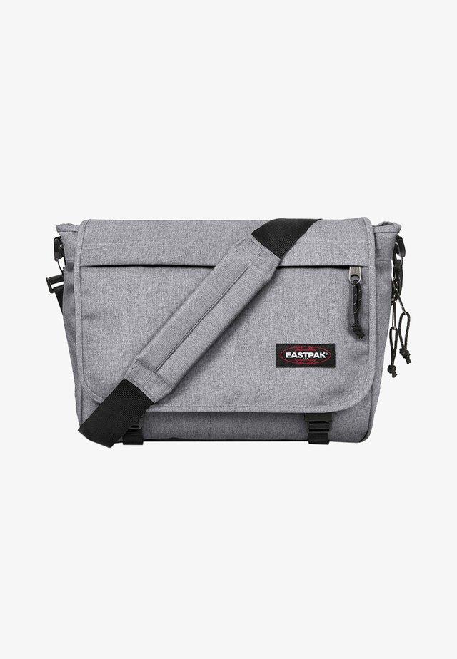 DELEGATE - Sac bandoulière - sunday grey