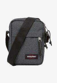 Eastpak - THE ONE - Sac bandoulière - black denim - 1