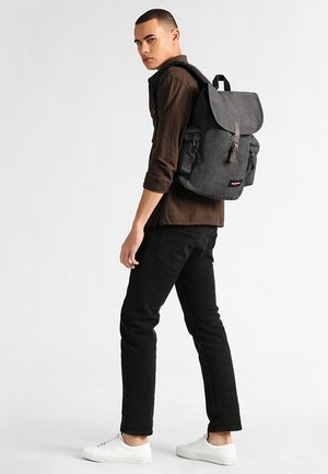 AUSTIN/CORE COLORS - Mochila - black denim
