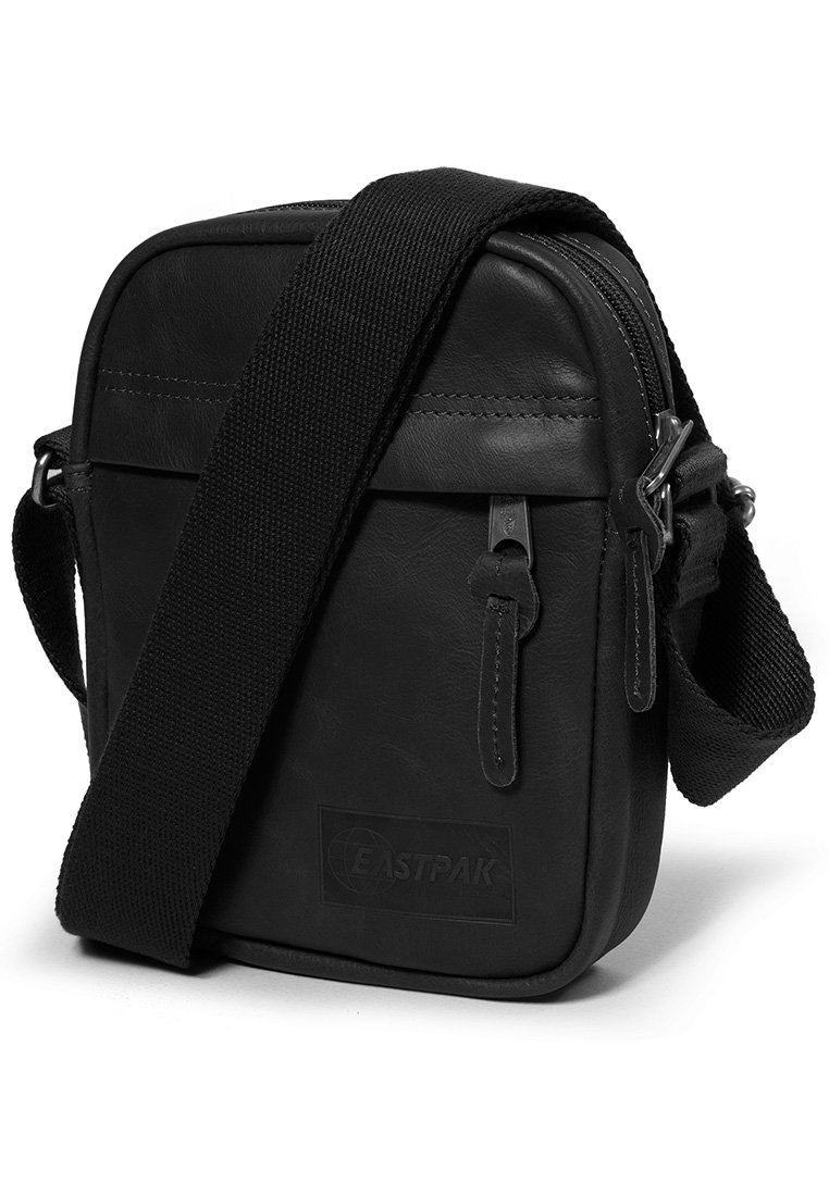 Eastpak The One/leather - Sac Bandoulière Black Ink Leather