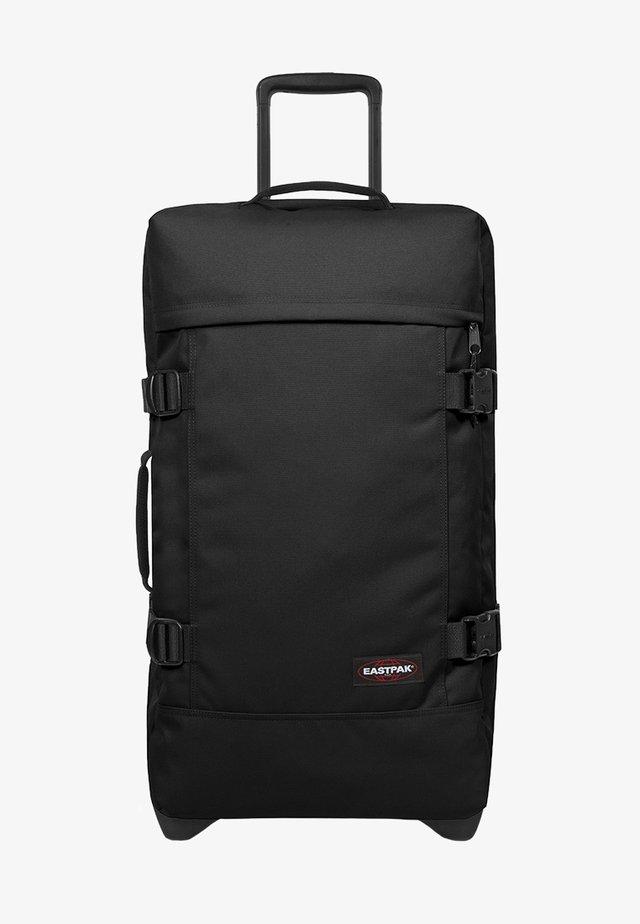 TRANVERZ M CORE COLORS - Wheeled suitcase - black