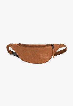 SPRINGER - Bum bag - suede rust