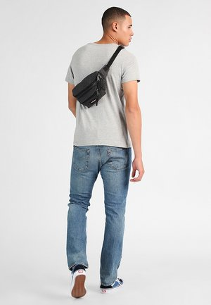 DOGGY CORE COLORS - Bum bag - black denim