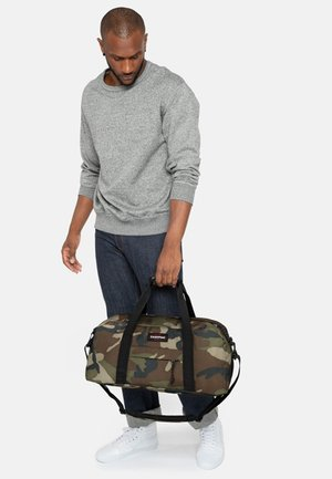STAND + CORE COLORS  - Resväska - khaki