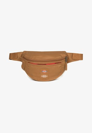 DICKIES X EASTPAK/CONTEMPORARY - Saszetka nerka - dickies brown duck