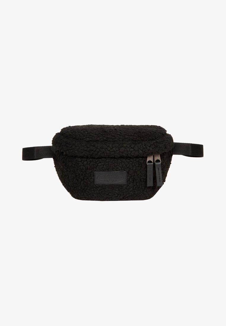 Eastpak - SHEARLING/UTHENTIC - Bum bag - shear black