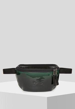 GLOSSY/CONTEMPORARY - Bum bag - glossy green