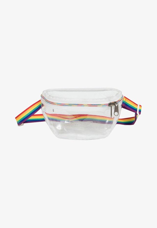 RAINBOW/AUTHENTIC - Bum bag - white