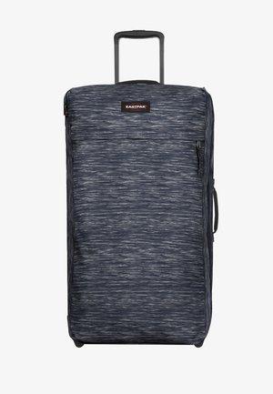 TRAF'IK LIGHT - Wheeled suitcase - mottled dark grey