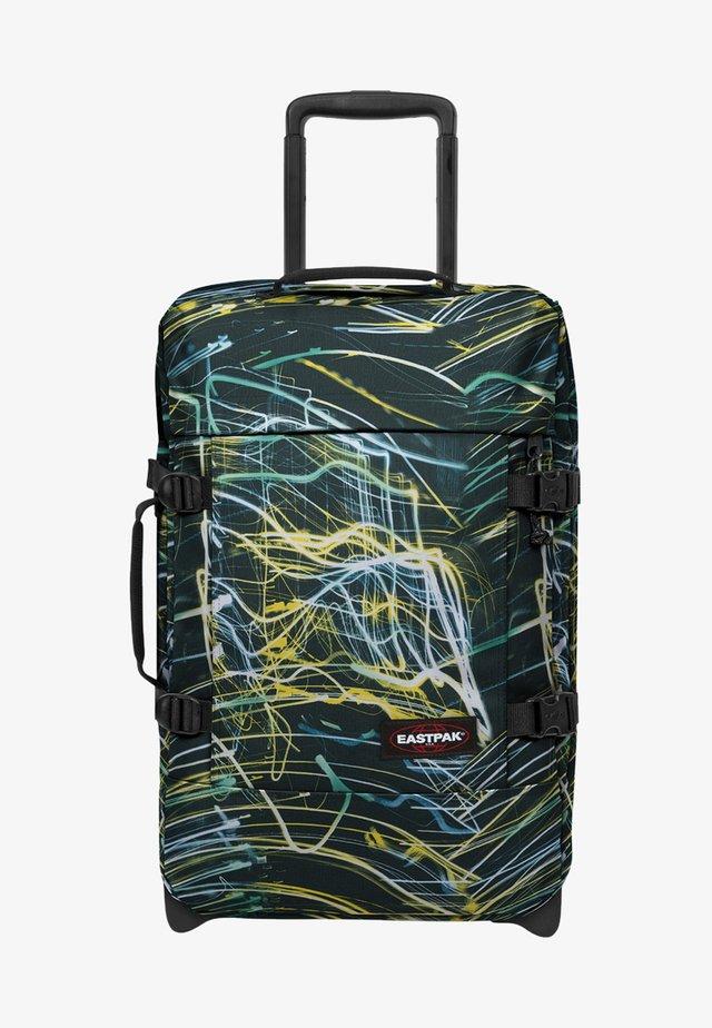 OCTOBER SEASONAL COLORS  - Wheeled suitcase - black