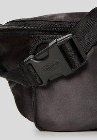 Eastpak - AUTHENTIC/SATINFACTION - Bum bag - satin black - 4