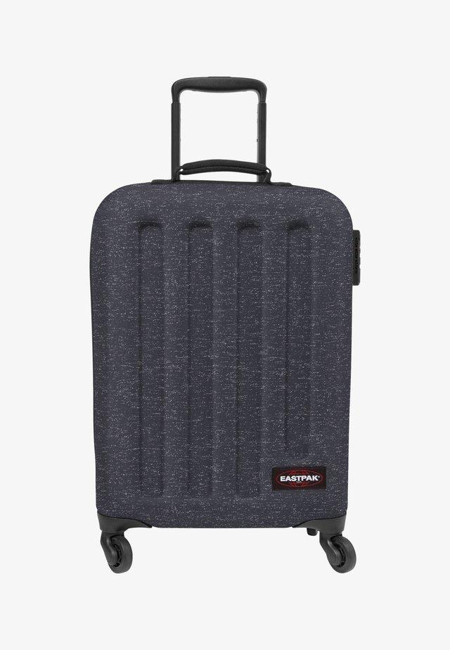 AUTHENTIC/PRINTKNIT - Wheeled suitcase - gray