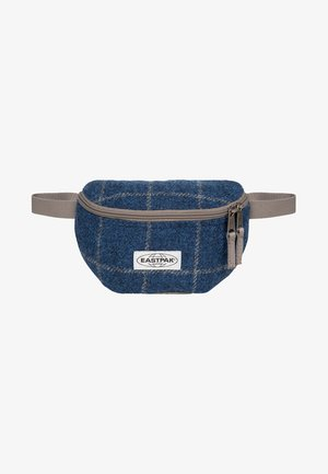 SPRINGER IBTWO HARRIS TWEED - Bum bag - blue