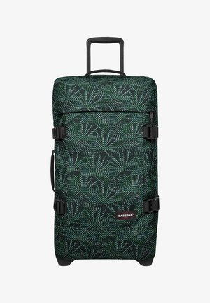 MESH FLOW/AUTHENTIC - Valise à roulettes - dark green