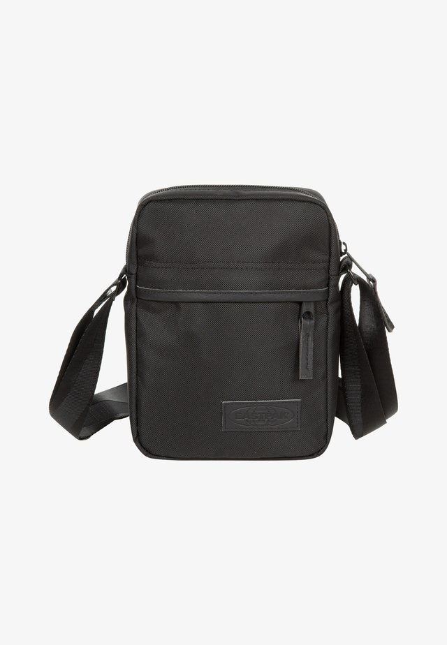 CONSTRUCTED/CONTEMPORARY - Across body bag - black