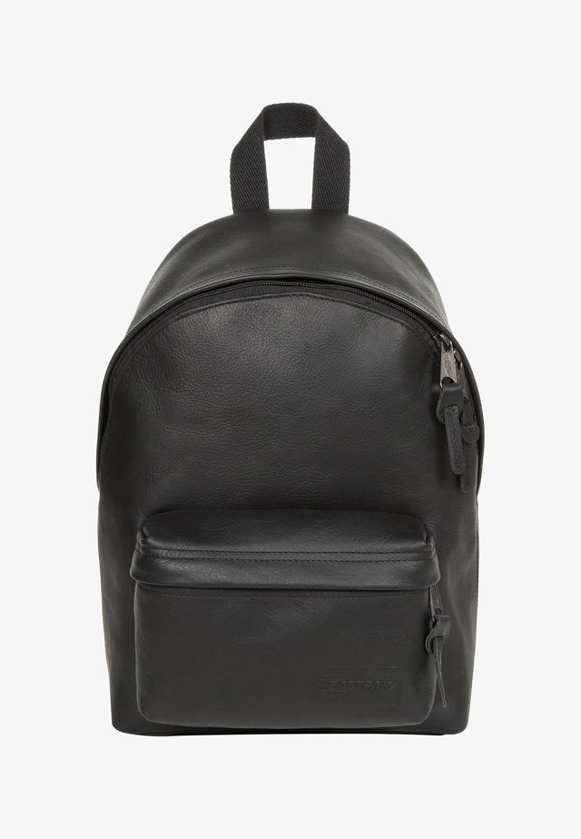 LEATHER / TRIBUTE - Mochila - black