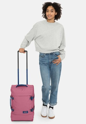 AUTHENTIC - Valise à roulettes - pink