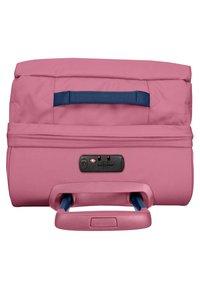 Eastpak - AUTHENTIC - Valise à roulettes - pink - 4