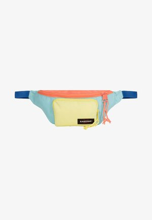 COLOR BLOCKED - Bum bag - multi-coloured