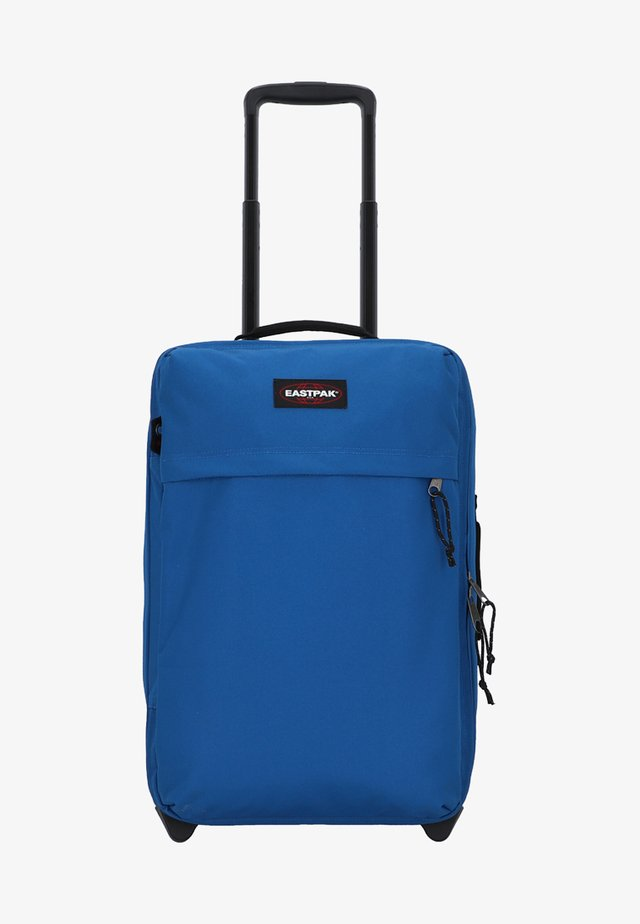 Wheeled suitcase - urban blue
