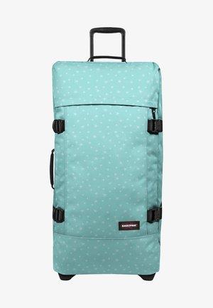 TRANVERZ - Valise à roulettes - turquoise
