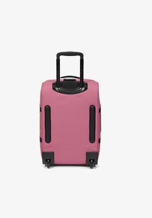TRANVERZ 2-ROLLEN REISETASCHE 51 CM - Trolley - salty pink