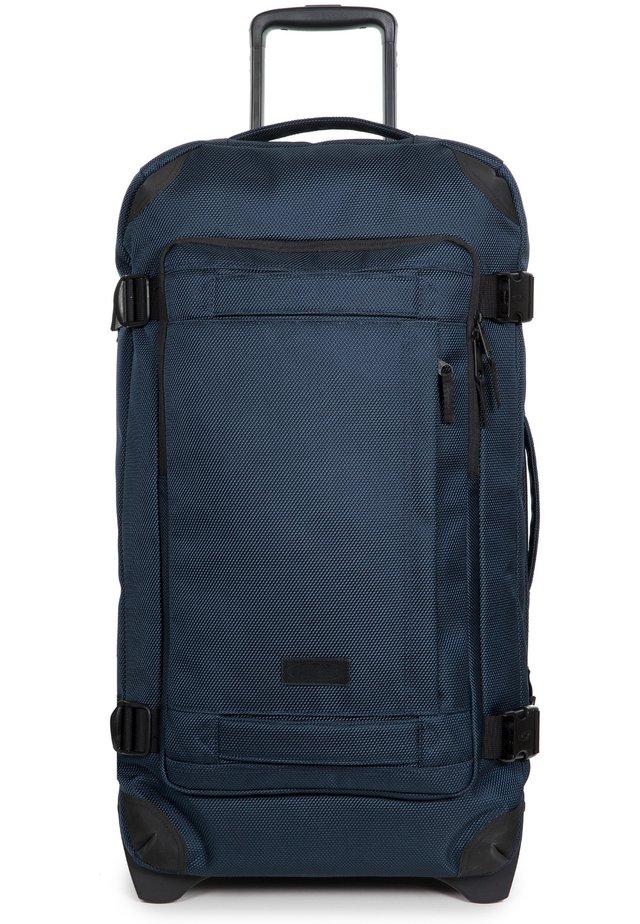 Wheeled suitcase - cnnct navy