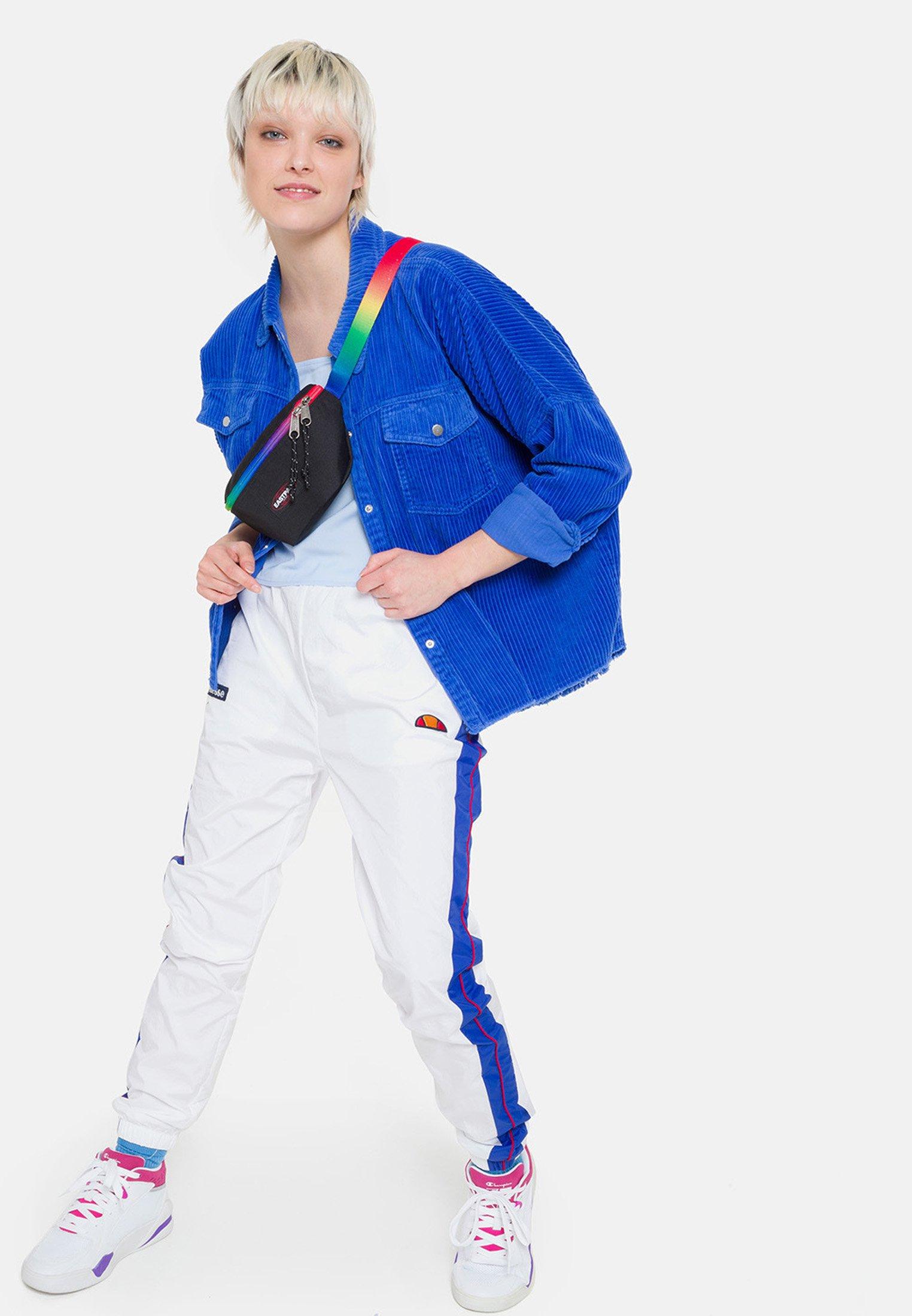Rabatt Eastpak SPRINGER - Gürteltasche - rainbow dark   Damenbekleidung 2020