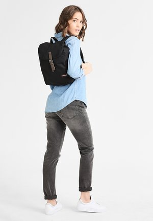 CASYL/CORE COLORS - Rucksack - black
