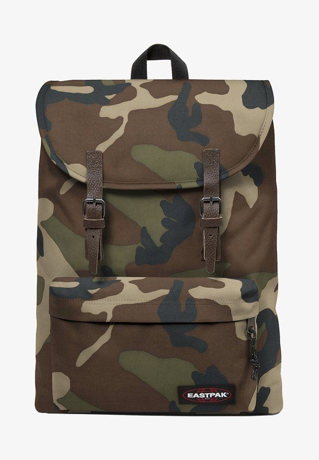 LONDON CORE COLORS CAMO/ AUTHENTIC - Mochila - camo