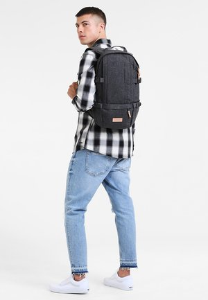 FLOID CORE SERIES  - Tagesrucksack - black denim
