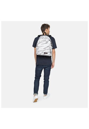 PADDED PAK'R SUPERB  - Rugzak - white/grey