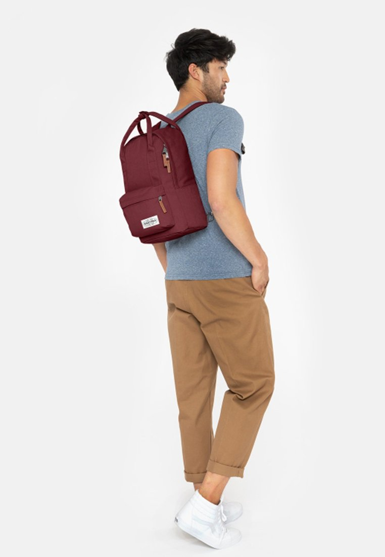 Eastpak - PADDED SHOP'R OPGRADE - Rugzak - bordeaux