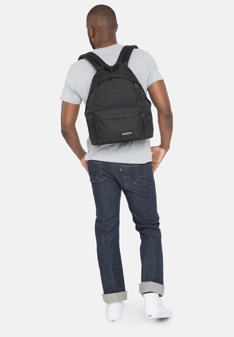 Eastpak - PADDED PAK'R GARNISHED  - Rugzak - black