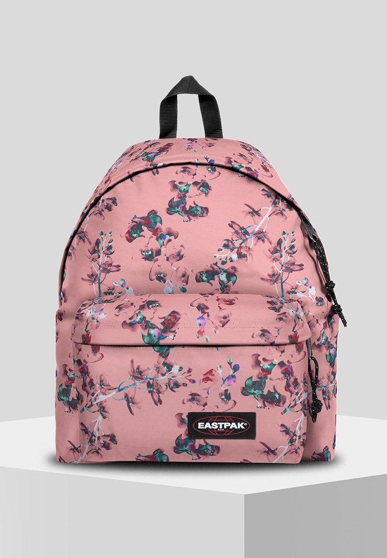 Eastpak - ROMANTIC FLOWERS/AUTHENTIC - Zaino - pink