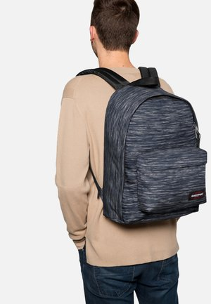 KNITTED/AUTHENTIC - Sac à dos - gray