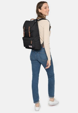 AUTHENTISCH - Mochila - black