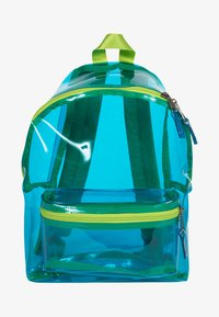 Eastpak - TRANSPARENT/CONTEMPORARY - Rucksack - aqua film - 0