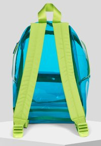Eastpak - TRANSPARENT/CONTEMPORARY - Rucksack - aqua film - 1