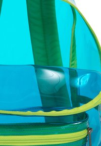 Eastpak - TRANSPARENT/CONTEMPORARY - Rucksack - aqua film - 2