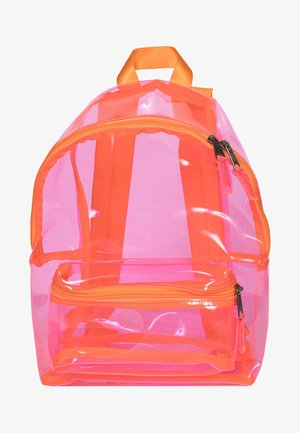 TRANSPARENT/CONTEMPORARY - Rucksack - pink
