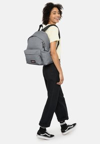 Eastpak - PRINTKNIT  - Sac à dos - light grey - 4