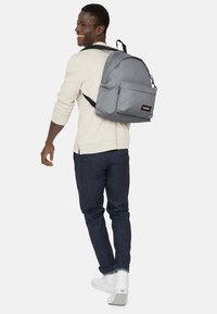 Eastpak - PRINTKNIT  - Sac à dos - light grey - 1