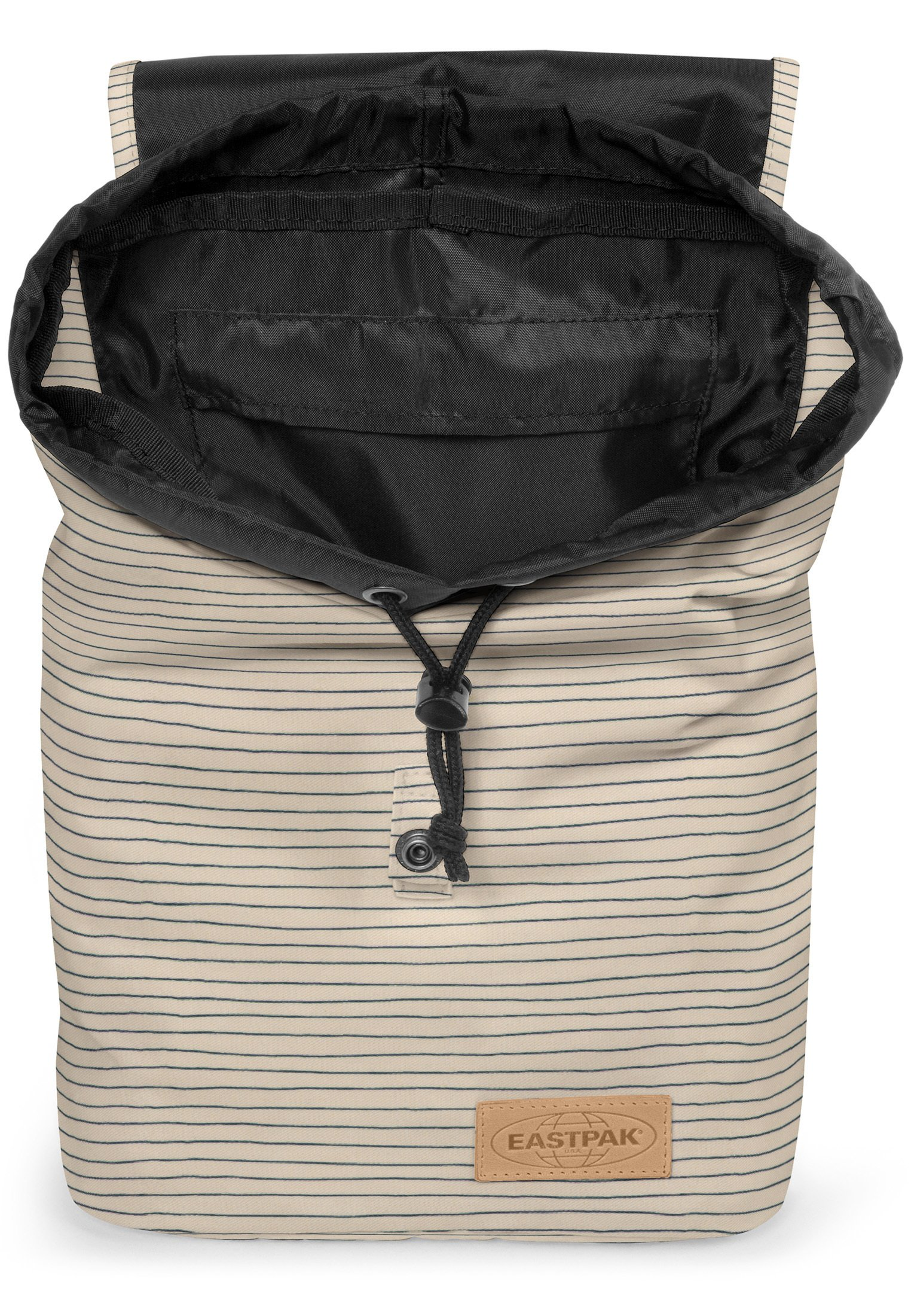Eastpak STRIPE - Zaino - white/beige