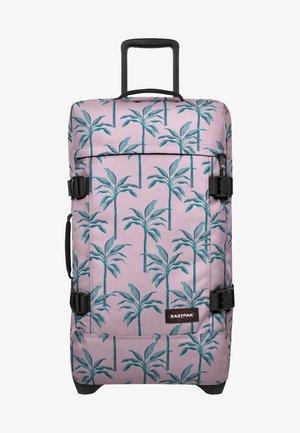 TRANVERZ - Valise à roulettes - light pink