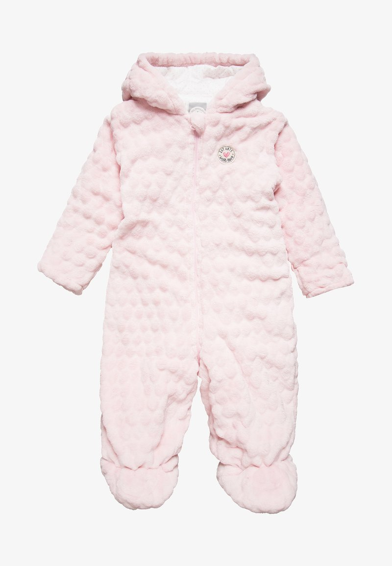 Eat ants by Sanetta - OUTDOOROVERALL BABY - Jumpsuit - vintage rose