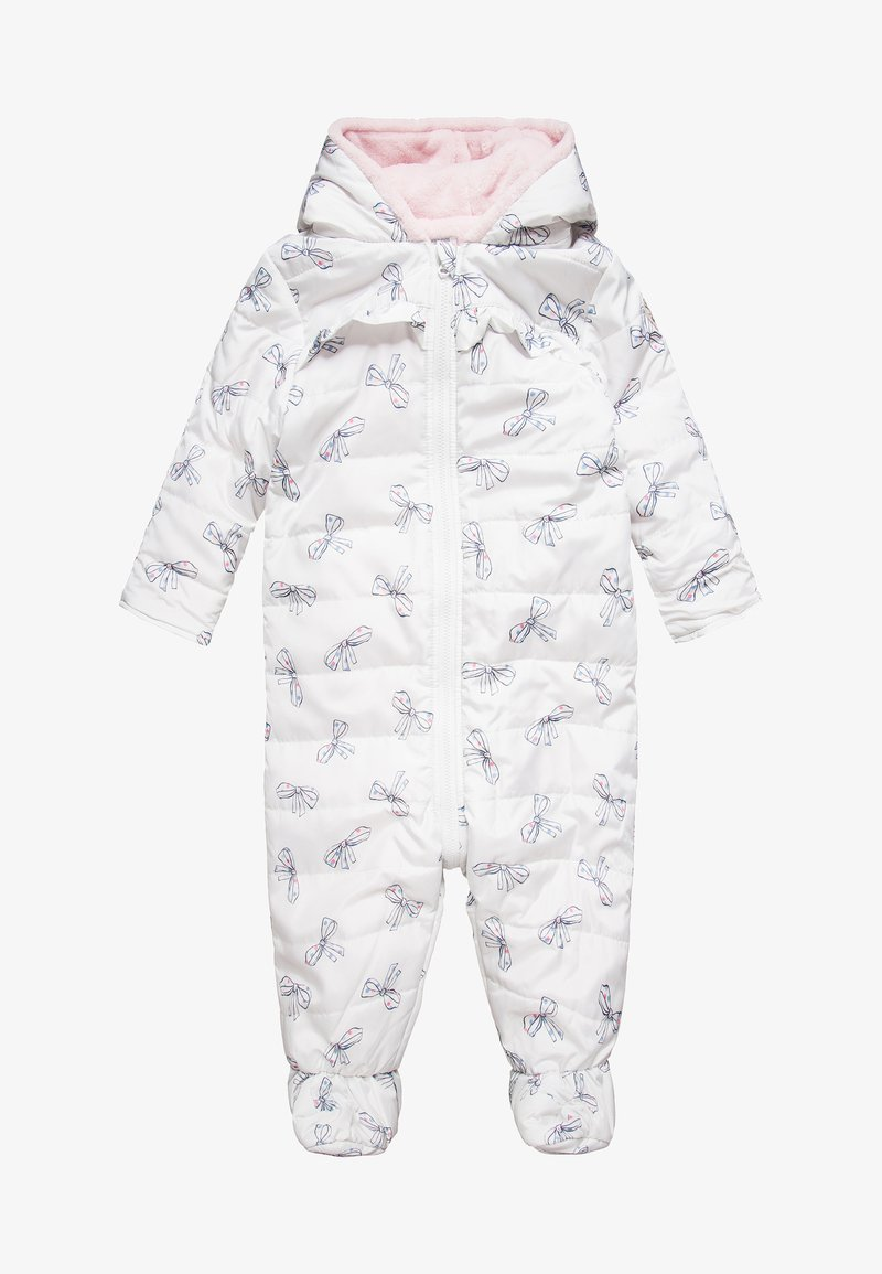 Eat ants by Sanetta - OUTDOOROVERALL BABY - Skipak - light wool